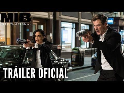 MEN IN BLACK: INTERNATIONAL. Tráiler Oficial HD en español. Ya en cines.