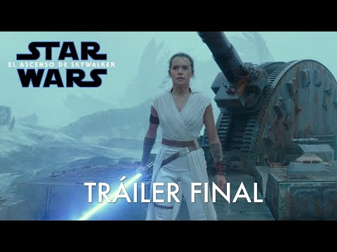 Star Wars: El Ascenso de Skywalker | Nuevo Tráiler oficial en español | HD