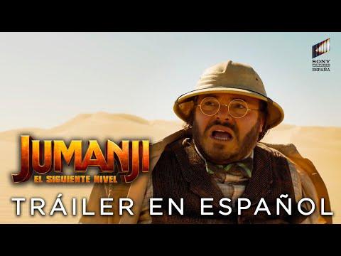 JUMANJI: SIGUIENTE NIVEL. Tráiler Final HD en español. Ya en cines.