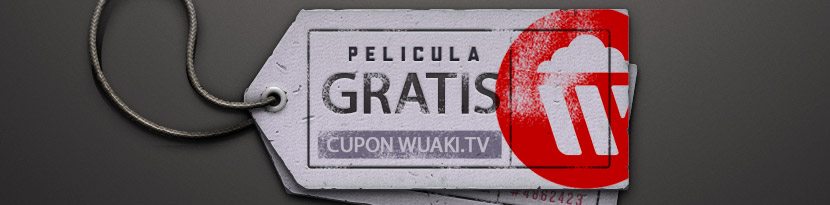 Cupón Wuaki.tv