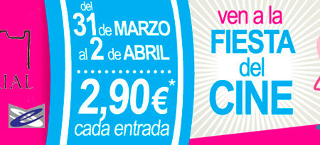 Primera fiesta del cine en Sabadell 2014