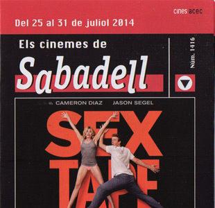 Cartelera Sabadell número 1416
