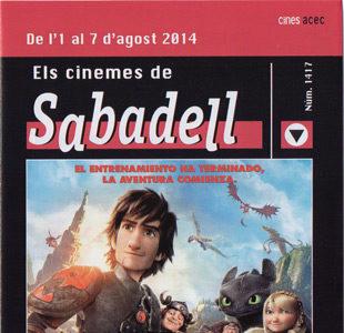 Cartelera Sabadell número 1417