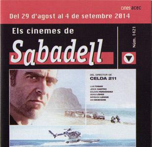 Cartelera Sabadell número 1421
