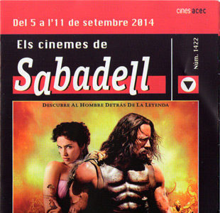 Cartelera Sabadell número 1422