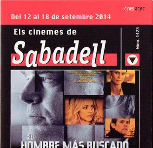 Cartelera Sabadell número 1423