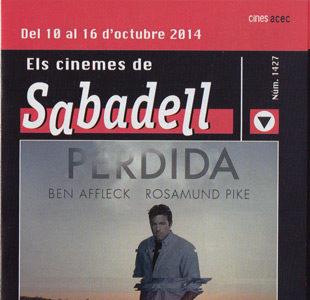 Cartelera Sabadell número 1427