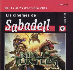 Cartelera Sabadell número 1428