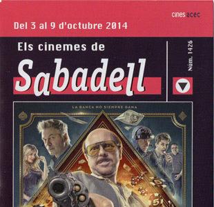 Cartelera Sabadell número 1426