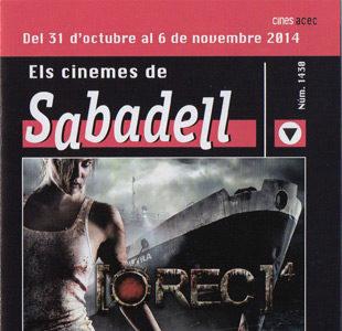 Cartelera Sabadell número 1430