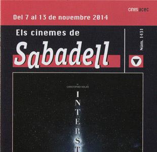 Cartelera Sabadell número 1431