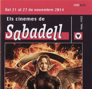 Cartelera Sabadell número 1433