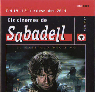 Cartelera Sabadell 1437