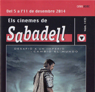 Cartelera Sabadell número 1435