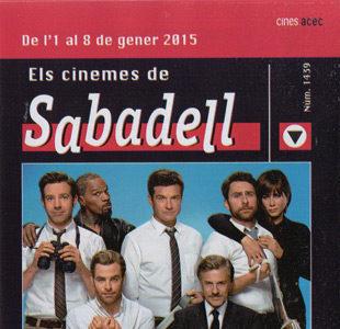 Cartelera Sabadell número 1439