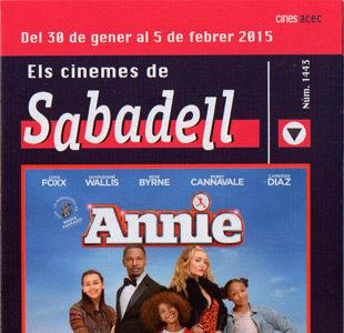 Cartelera Sabadell número 1443