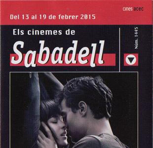 Cartelera Sabadell número 1445