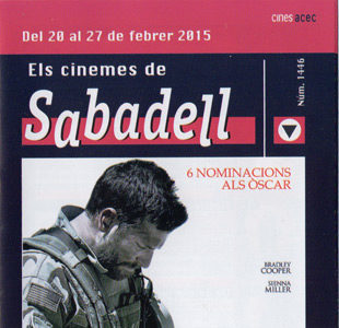 Cartelera Sabadell 1446