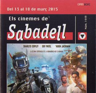 Cartelera Sabadell número 1449