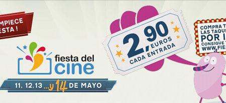 Fiesta del cine Sabadell mayo 2015