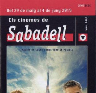 Cartelera Sabadell número 1460