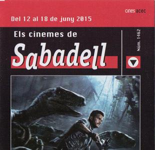 Cartelera Sabadell número 1462