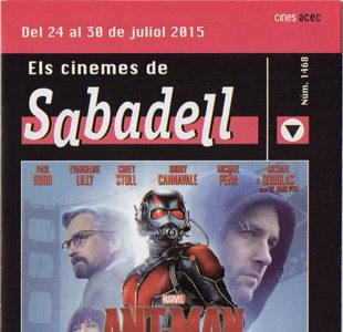 Cartelera Sabadell número 1468