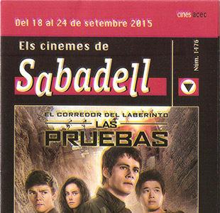 Cartelera de Sabadell número 1476
