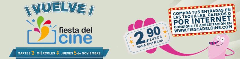 Fiesta del cine Sabadell