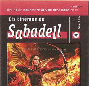 Cartalera de Sabadell número 1486