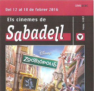 Cartelera Sabadell 1497
