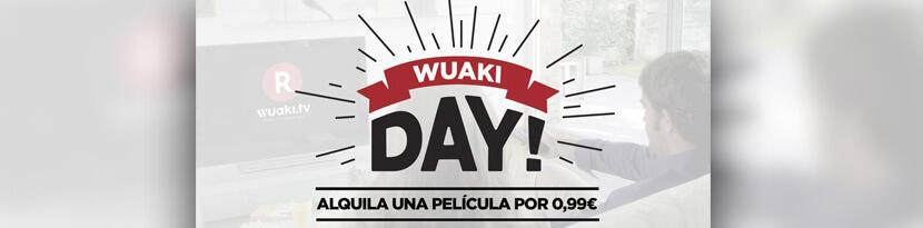 Cupón Wuaki martes