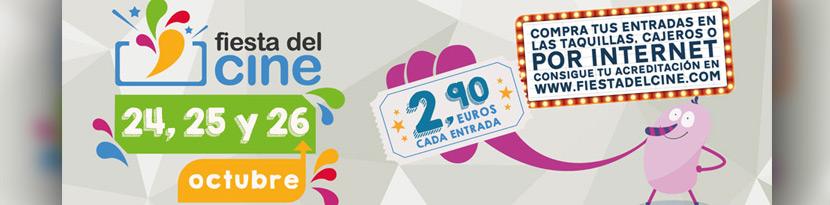 Banner Fiesta del Cine en Sabadell