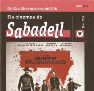Cartelera Sabadell 1529