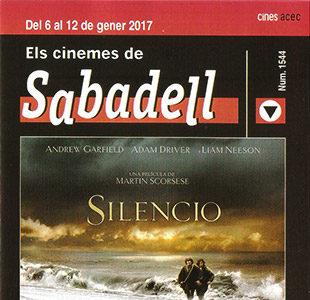 Cartelera Sabadell número 1544