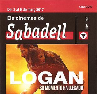 Cartelera Sabadell número 1552