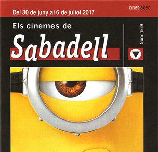 Gru 3 - Cartelera Sabadell 1569