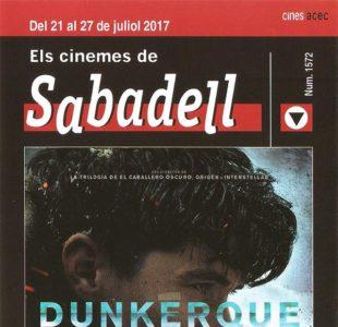 Dunkerque Cartelera Sabadell número 1572