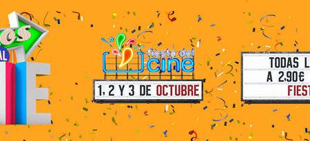 Fiesta del Cine octubre 2018