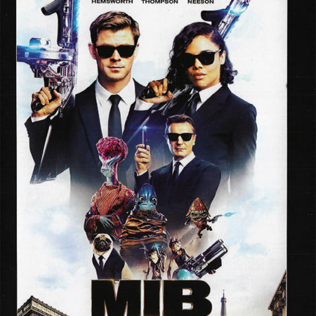 Cartelera Sabadell 1671 Men in Black International