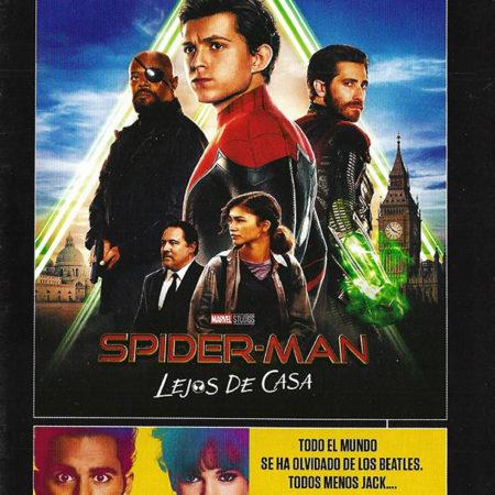 Cartelera Sabadell 1674 Spider-Man: Lejos de casa